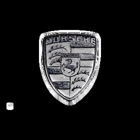 Embleem voor sleutellamp - Porsche 911, 924 S, 928, 944/2, 959, 964, 968 en 993