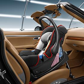 kinderzitje Porsche Baby Seat, G0+