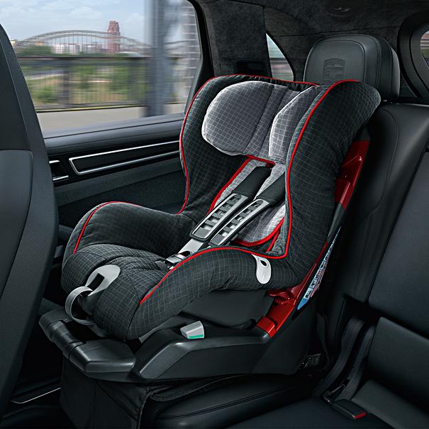 kinderzitje Porsche Junior Seat ISOFIX, G1