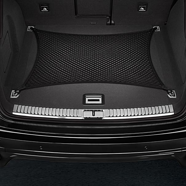 Porsche Kofferbak bagagenetten - Cayenne