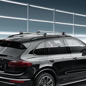 Porsche Basisdrager daktransportsysteem voor Cayenne