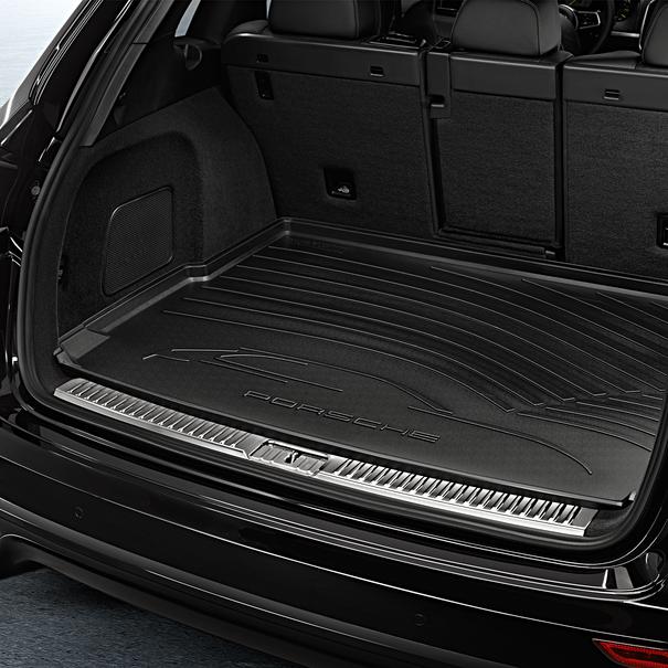 Porsche Bagageruimtemat voor Cayenne (met 4-zone airco)