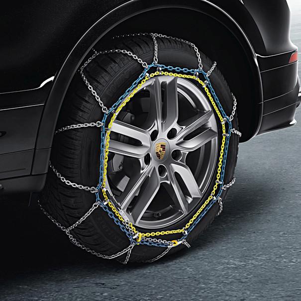 Porsche Sneeuwkettingen voor Cayenne E2-2 (19 en 20 inch)