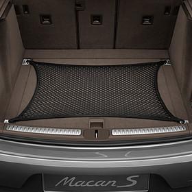 Porsche Kofferbak bagagenet - Macan