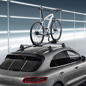 Porsche Fietsendrager voor op het dak