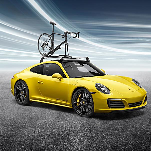 Porsche Racefietsdrager