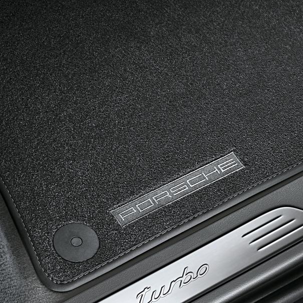 Porsche Vloermattenset 4-delig voor Macan