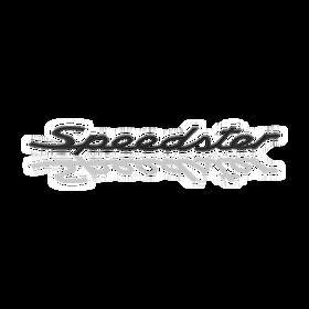 """Opschrift """"Speedster"""" - Porsche 964"""