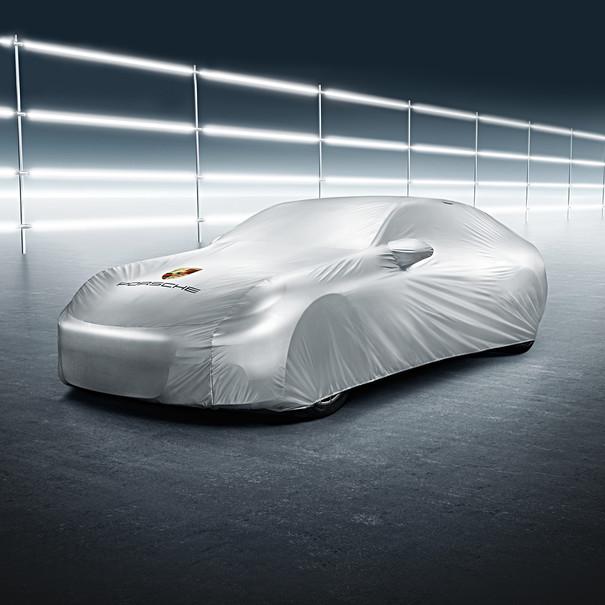 Porsche Auto afdekhoes voor buiten - Panamera Executive