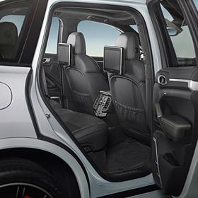 Porsche Rear Seat Entertainment systeem voor Cayenne E2-2