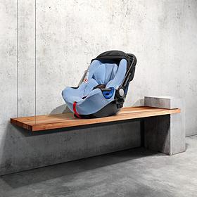 Porsche Hoes voor Baby Seat