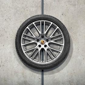 Porsche 21 inch Panamera Exclusive Design Sport complete winterset voor Panamera (G2)