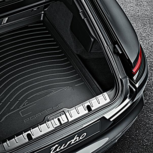 Porsche Bagageruimte Panamera G2 Sport Turismo