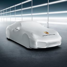 Porsche Auto afdekhoes voor binnen - Cayman