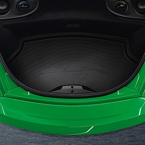 Porsche Bagageruimtekuip achter. Geschikt voor Boxster 981