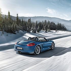 Porsche Sneeuwkettingen voor Boxster/ Cayman 981