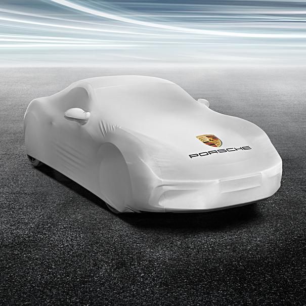 Porsche Indoor afdekhoes voor 718 Boxster