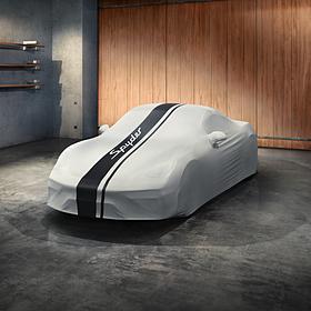 Porsche Autohoes voor binnen - 718 Spyder