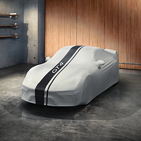 Porsche Autohoes voor binnen - 718 GT4