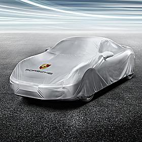 Porsche Outdoor afdekhoes voor Cayman (987)