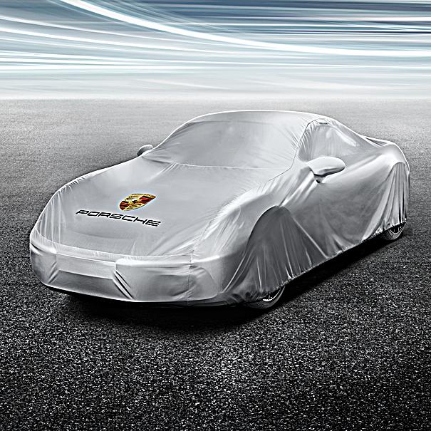 Porsche Outdoor afdekhoes voor Boxster (987)
