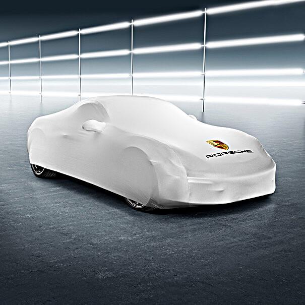 Porsche Indoor afdekhoes voor Cayman met aerokit en Cayman R (987)