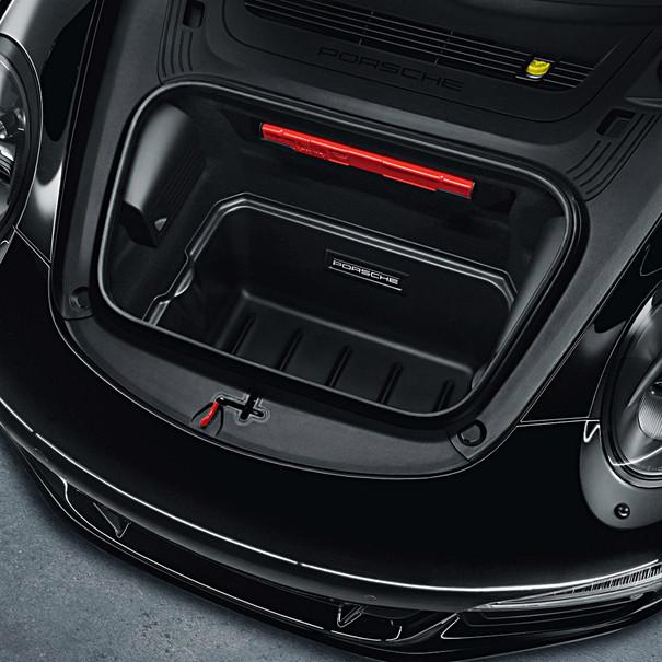 Porsche Bagageruimtekuip vóór. Geschikt voor 991 Turbo en Turbo S