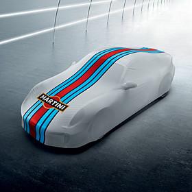 Porsche Auto afdekhoes voor binnen - 991 Turbo - MARTINI RACING