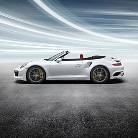 Porsche 20 inch Carrera S complete winterset in Platina voor 991-2 (C2)