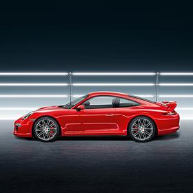 Porsche 20 inch Turbo complete winterset voor 991-2