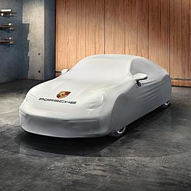 Porsche Autohoes voor binnen - 992 met Aerokit