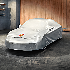 Porsche Autohoes voor buiten - 992 Turbo