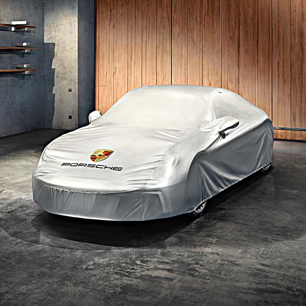 Porsche Outdoor afdekhoes voor 911 met aerokit (992)
