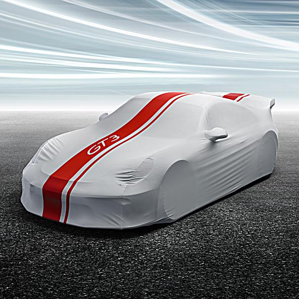 Porsche Indoor afdekhoes voor 911 (992) GT3