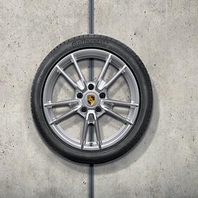 Porsche 19/20 inch Carrera complete winterset voor 992