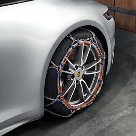 Porsche Sneeuwkettingen voor 992 20/21 inch