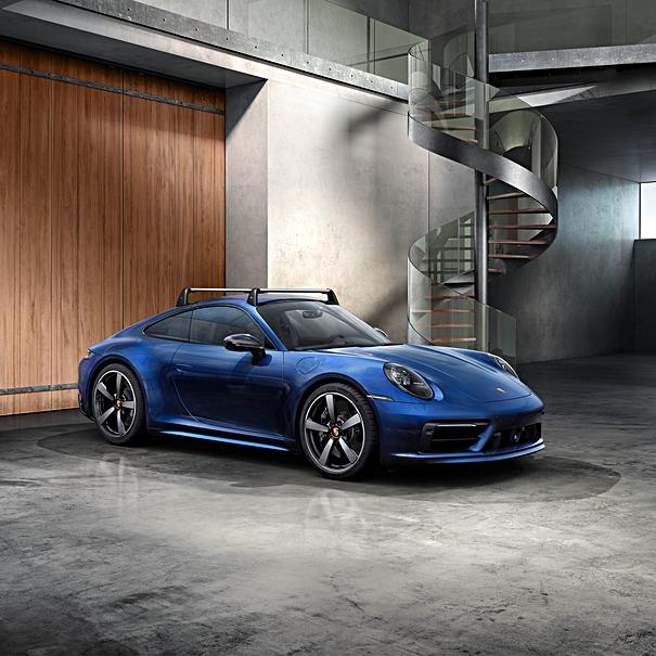 Porsche Basisdrager daktransportsysteem