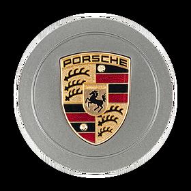 Naafdop grijs metallic - Porsche 986 S