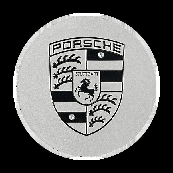 Naafdop zilver - Porsche 993 Carrera 2, 986 en 996
