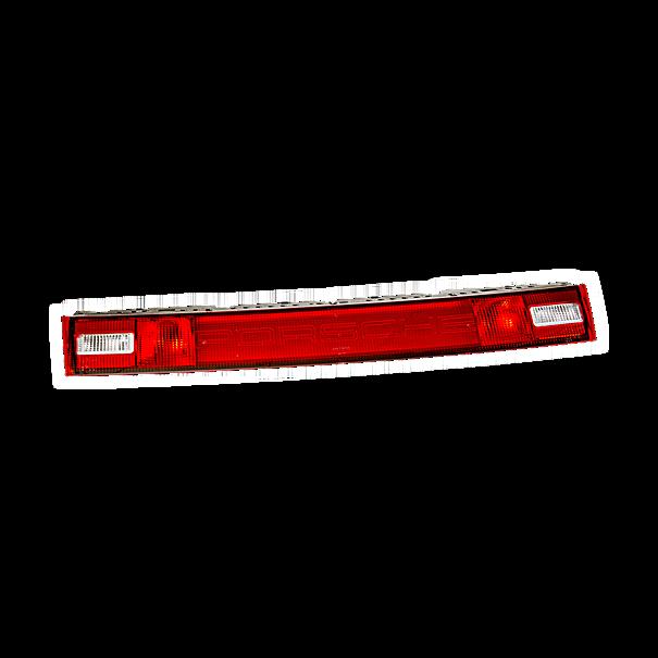 Reflectorplaat zonder mistachterlichten - Porsche 993