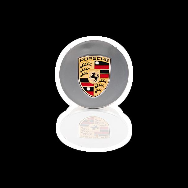 Naafdop met gekleurd wapenschild - Porsche 996