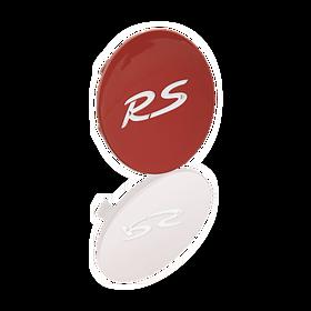 """RS"" naafdop rood - Porsche 996 GT3 RS"