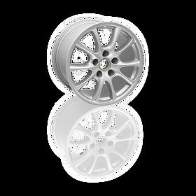 Lichtmetalen 18 inch GT3 wiel 8,5J x 18, ET 40 - Porsche 996