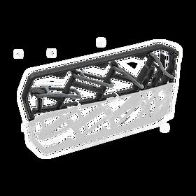 Skishouder, Porsche 993 Targa, 986 en 996