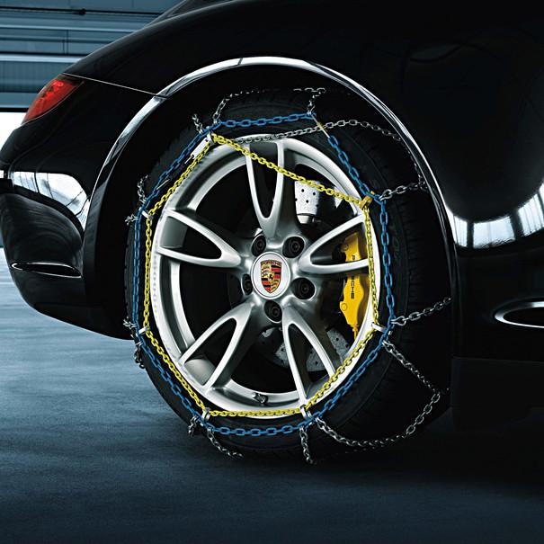 Porsche Sneeuwkettingen voor 997 (18 inch, 295 breed)