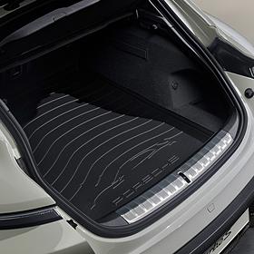 Bagageruimtekuip achter, Porsche Taycan Cross Turismo