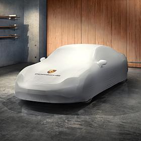 Porsche Autohoes voor binnen - Taycan