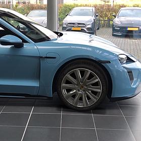 Porsche 20 inch Design complete winterset voor Taycan