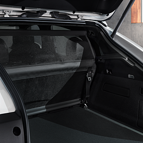 Porsche Bagagescheidingsnet Cayenne Coupe