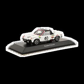 Porsche 914/6 Le Mans 1970 Sonauto, 1:43